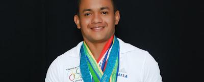 Medalhista olímpico Vicente Lenílson visita Bananal nesta quarta.