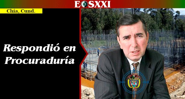 Director de la CAR, cuestionado por irregularidades en la PTAR II de Chía