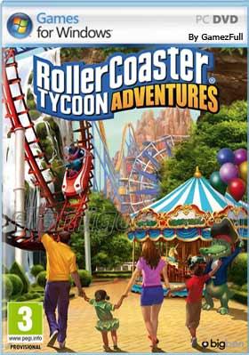 Descargar Rollercoaster Tycoon Adventures pc español mega y google drive /
