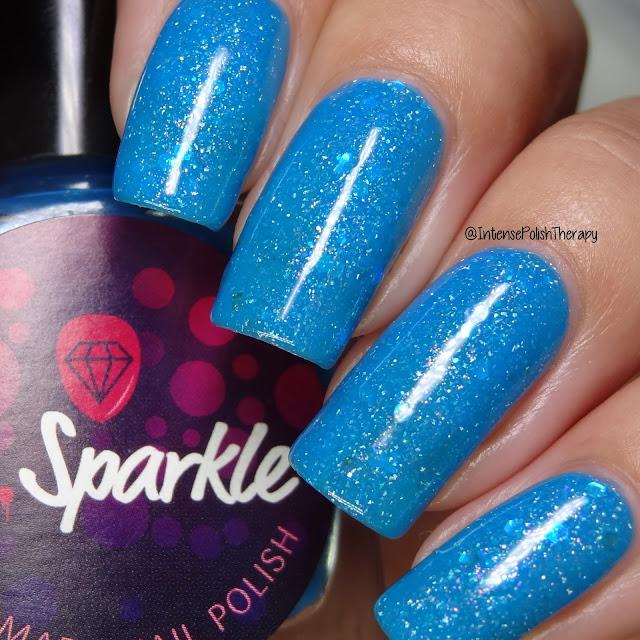 Ms. Sparkle - Seaglass Dragon