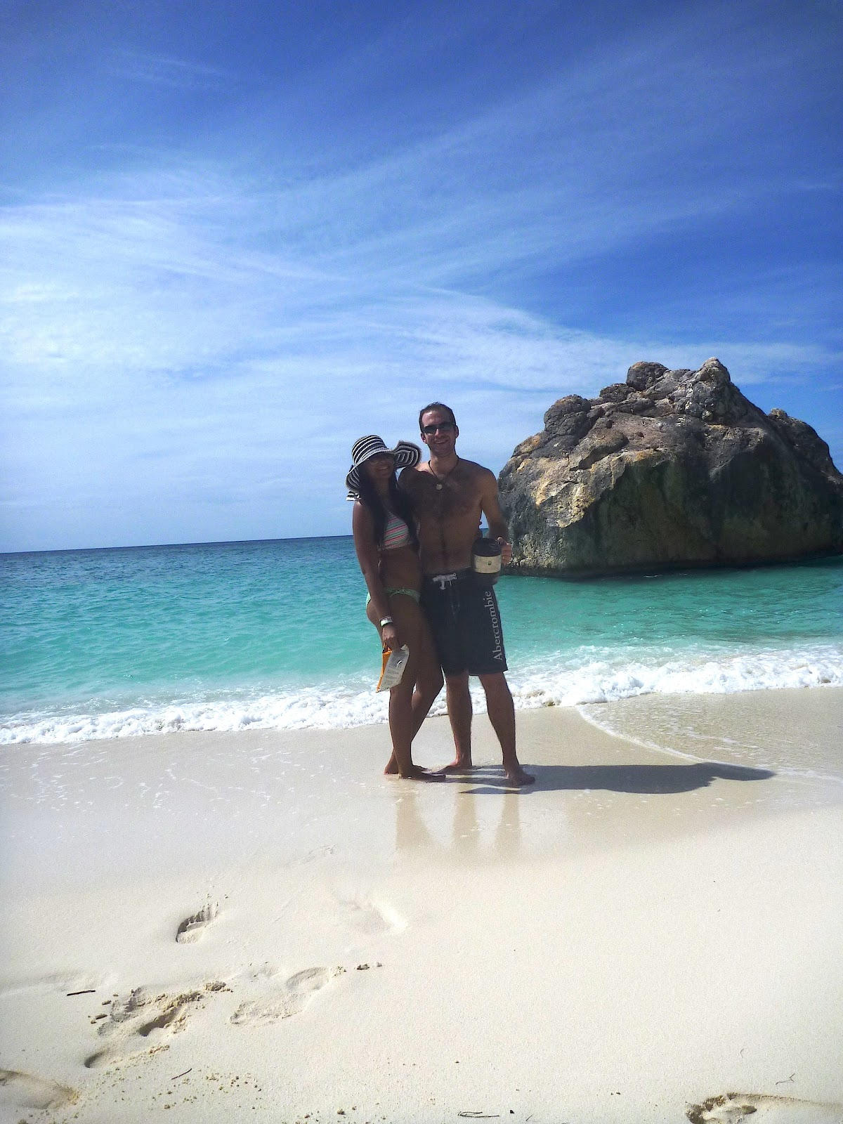 Gas Stations Around Me >> A new adventure in the Dominican Republic: Bahia de las ...