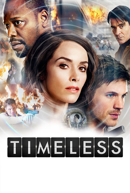 Timeless (2016-) ταινιες online seires oipeirates greek subs