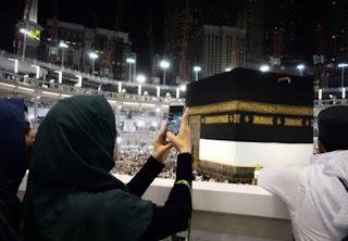 Arab Saudi Larang Jamaah Foto-Foto di Masjidil Haram dan Nabawi