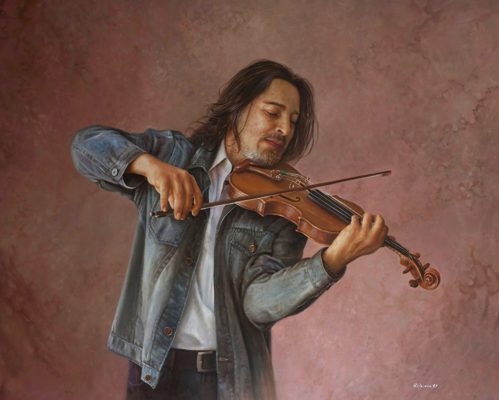 Ramiro Ram C ADrez Cardona Fabricio el violinista