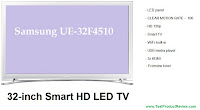 Best performing 32-inch LED TVs for 2013 – Philips, Samsung, Sony and LG