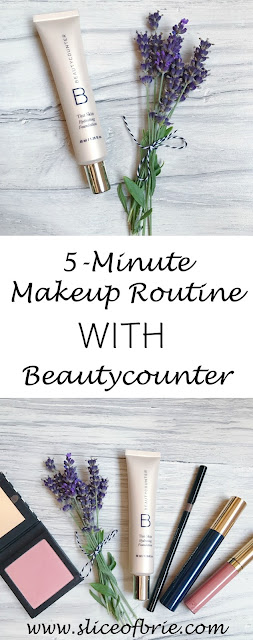 5-Minute Make up Routine for an easy, flawless look!