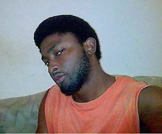 Uti Nwachukwu finally flaunt new look, shaves dreadlocks