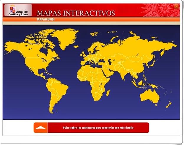 """""""Mapas universales interactivos"""""""