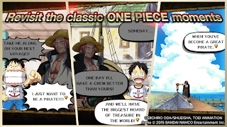 LINE: ONE PIECE TreasureCruise v1.2.0 Apk
