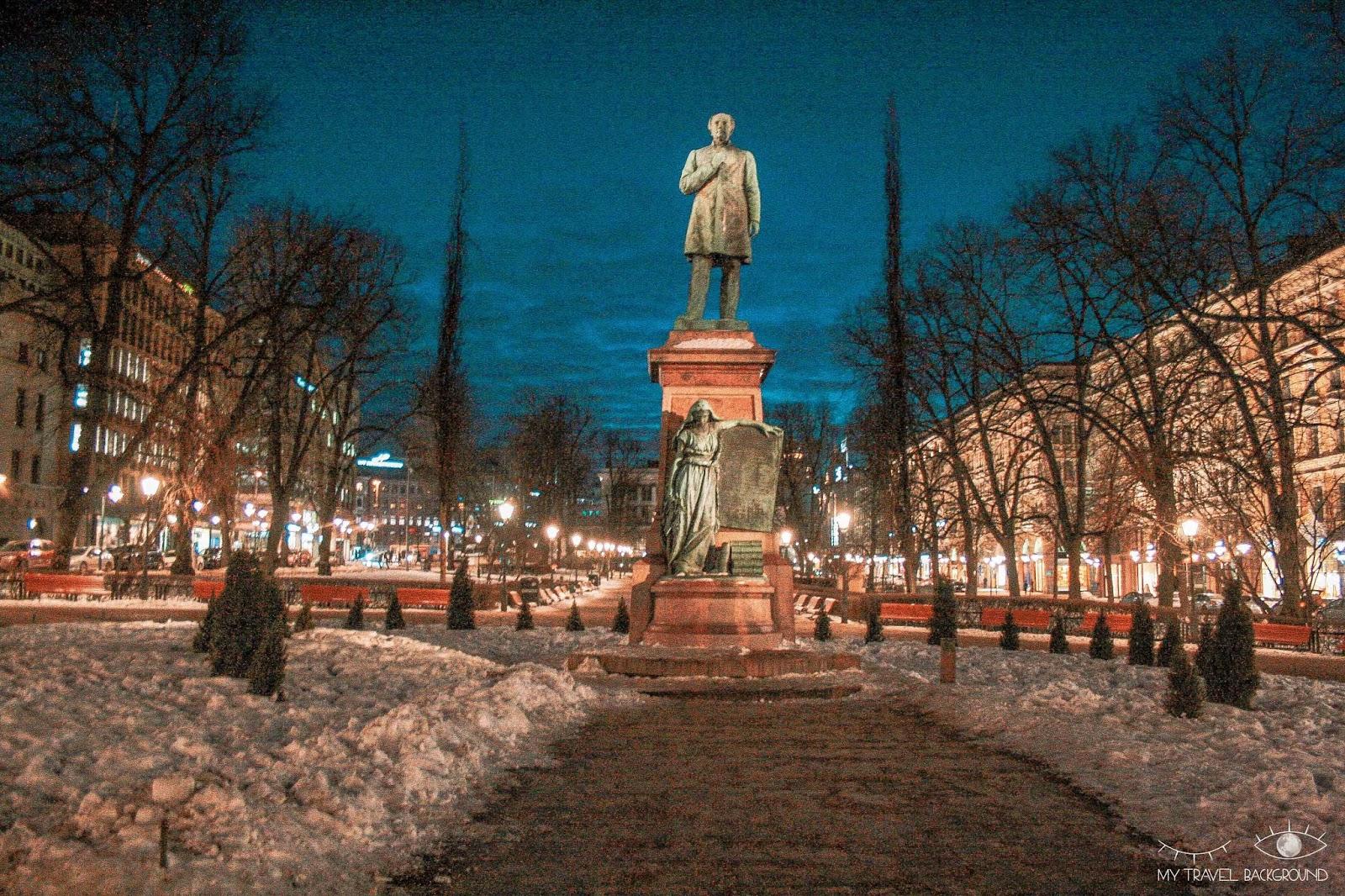 My Travel Background : 2 jours pour découvrir Helsinki, la capitale de la Finlande - Esplanadi