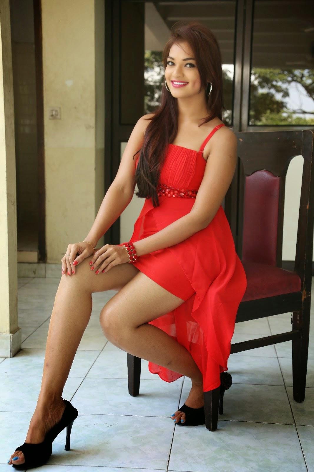 Telugu Star Ashwini Sizzling Photos  Cute Marathi -5617