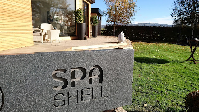 Fishmore Hall Spa Shell