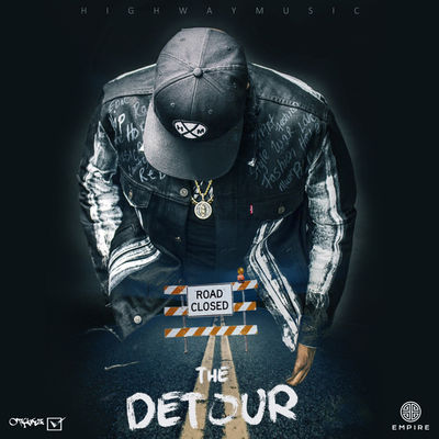 DJ Luke Nasty - The Detour - Album Download, Itunes Cover, Official Cover, Album CD Cover Art, Tracklist