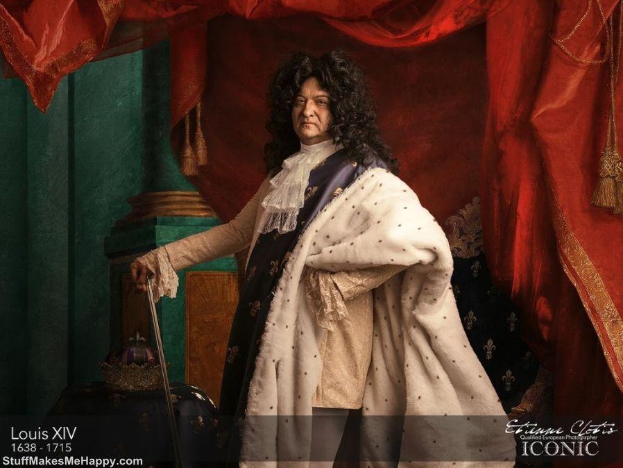 29. Louis XIV