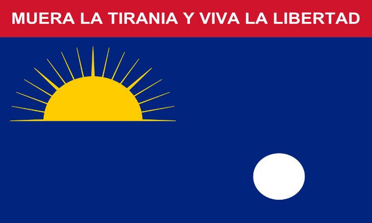 Bandera de Falcón