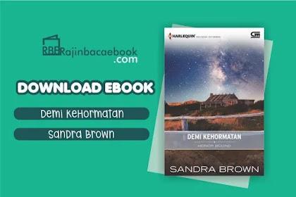 Download Novel Demi Kehormatan (Honor Bound) by Sandra Brown Pdf