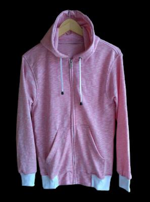 Perbedaan Kain Baby Terry dan Kain Fleece (bahan sweater hoodie)