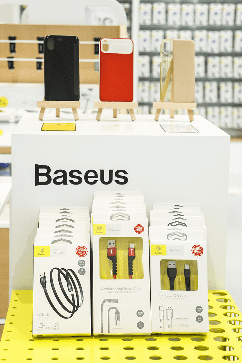 Baseus SM Southmall store now open!