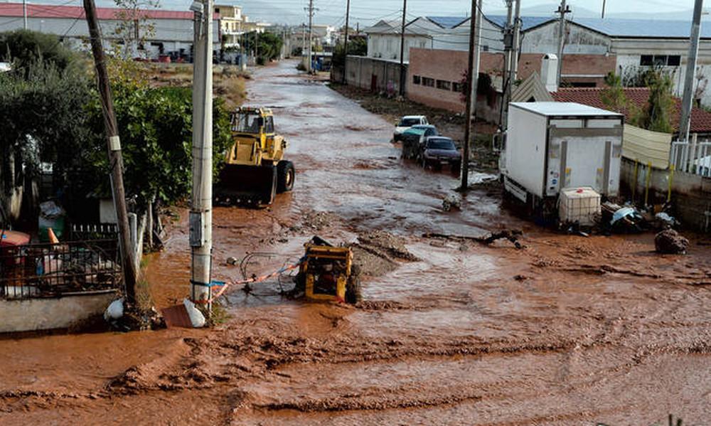 Ο εφιάλτης των πλημμυρών επέστρεψε (Βίντεο)