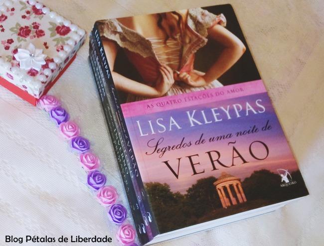 Segredos-de-uma-noite-de-verão, Lisa-Kleypas, Arqueiro, As-quatro-estacoes-do-amor, romance-de-epoca, resenha, trecho,