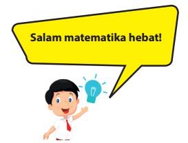 Buku Siswa Matematika Untuk SD/MI Kelas VI Kurikulum 2013 – Edisi Revisi