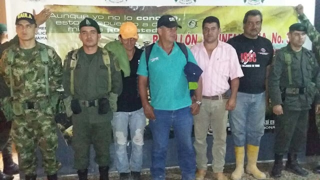 19 capturas registró Brigada XIII del Ejército por diferentes delitos durante la última semana en Cundinamarca