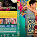 Crazy Rich Asians Bluray Cover