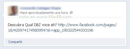 Facebook gusano virus 2012