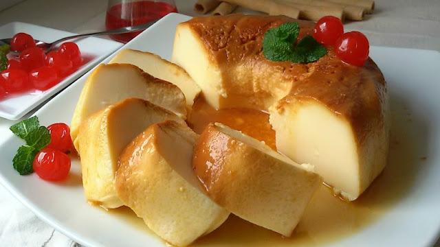 tarta de queso microondas