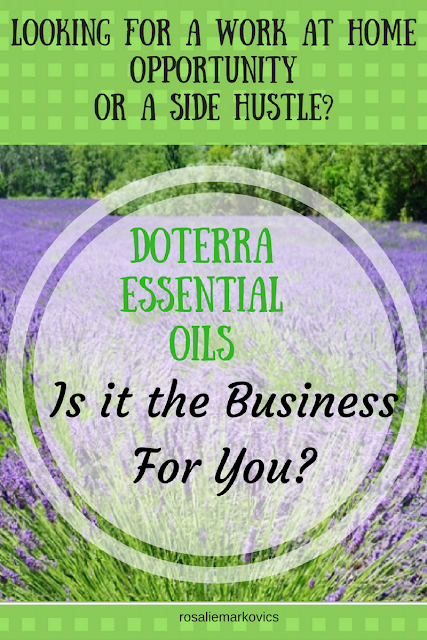 doTERRA- Is it the business for you?