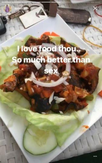 i-love-food-than-sex-tonto-dikeh