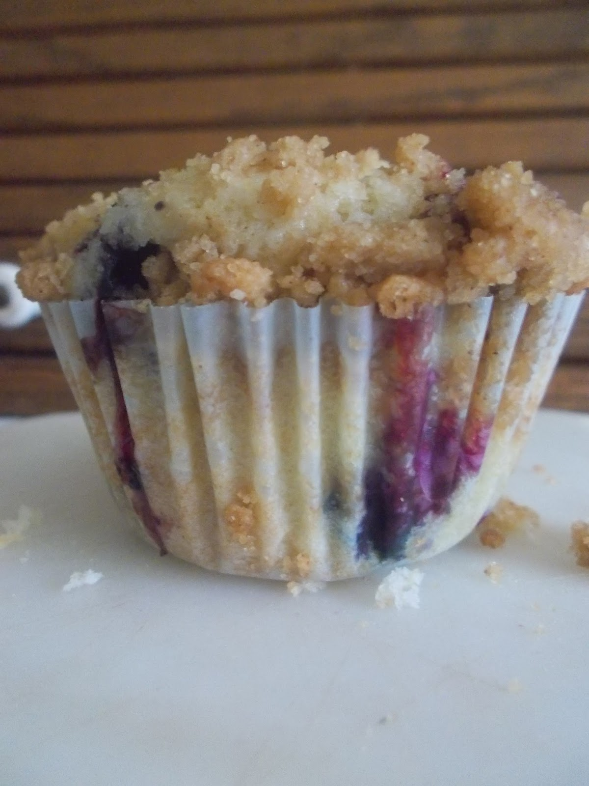 Rose's Supposes: To Die For Blueberry Muffins
