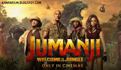 Download Film Jumanji: Welcome to the Jungle (2017) Subtitle Indonesia