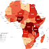 UN Population projections for Africa in the year 2100