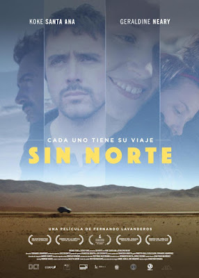 Sin Norte 2015 DVD Custom HD Latino