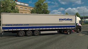 Metalac trailer mod