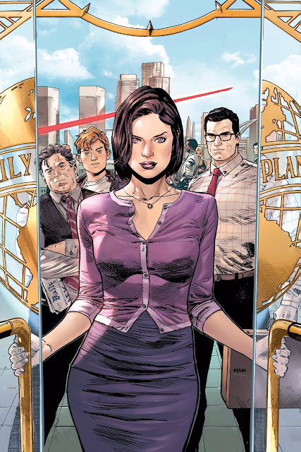 lois lane dc comics