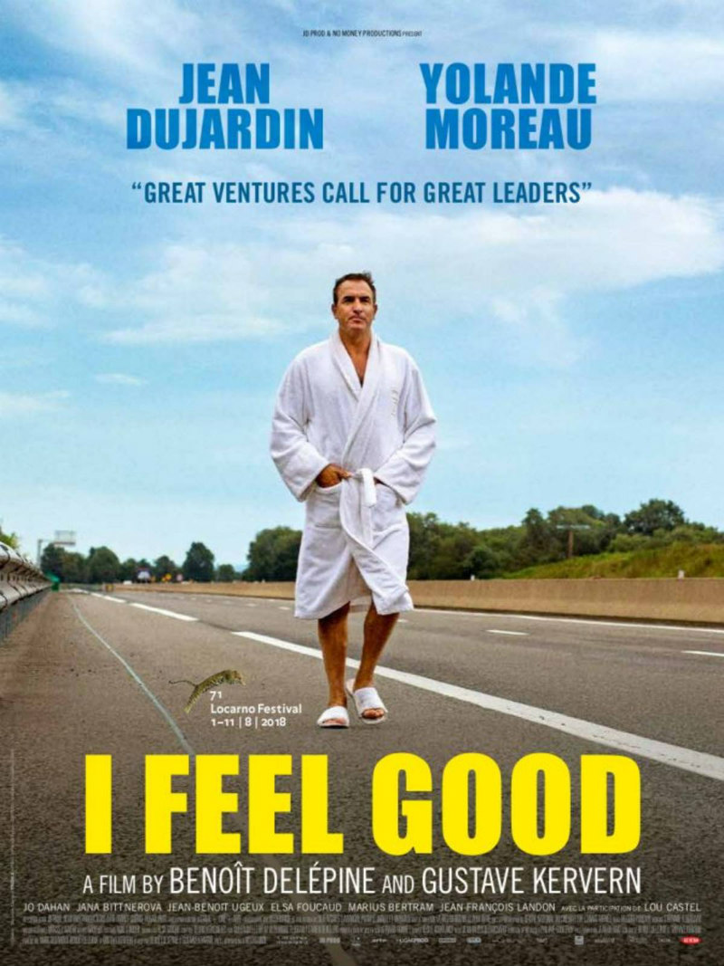 i feel good movie poster