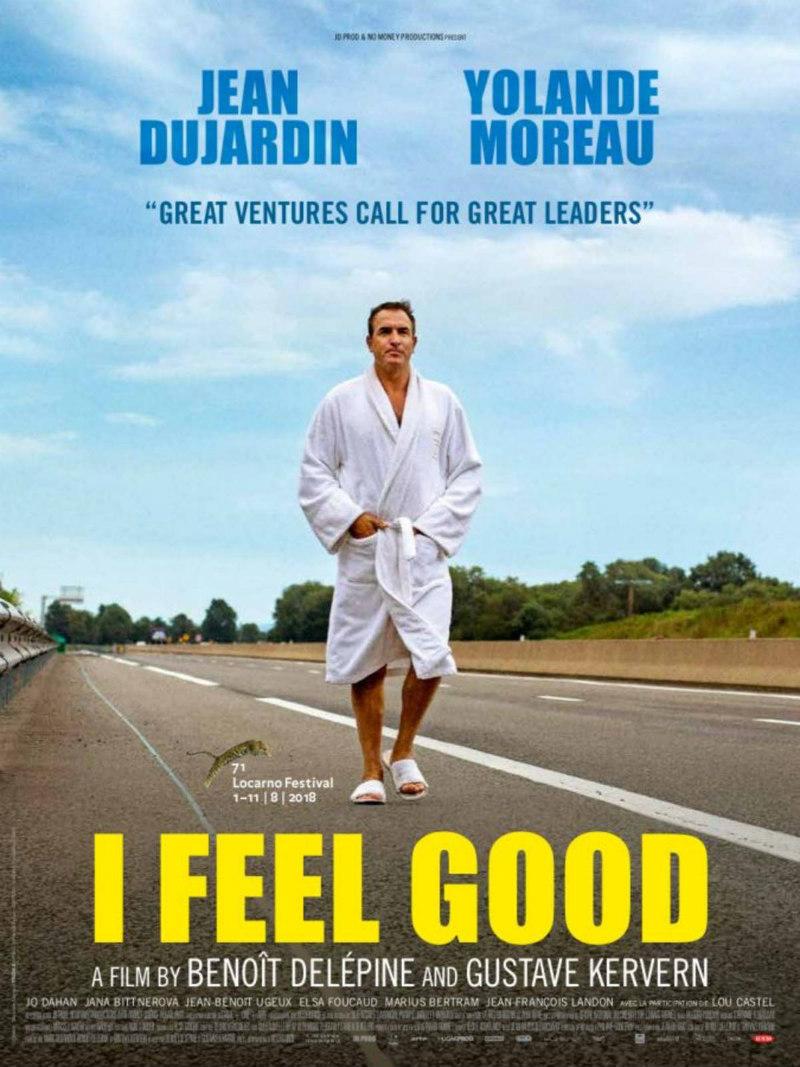 i feel good movie poster