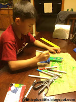 paint and touch up the pinewood derby car