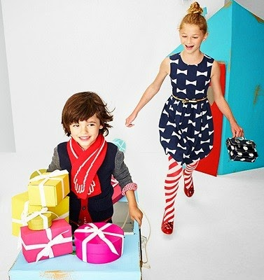 94755dbb3bda New Collection by Kate Spade and Jack Spade for Gap kids hits stores NOW