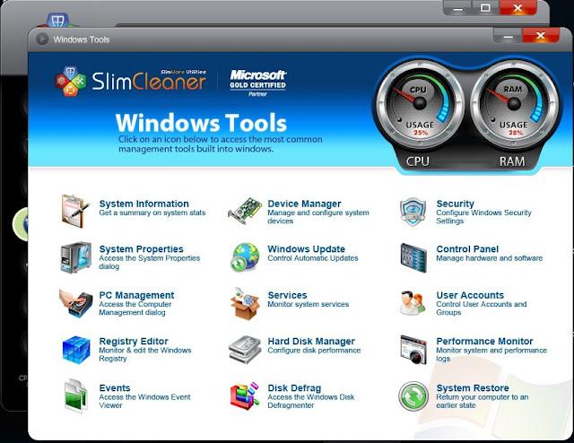 10 برامج لصيانة وتنظيف الكمبيوتر
