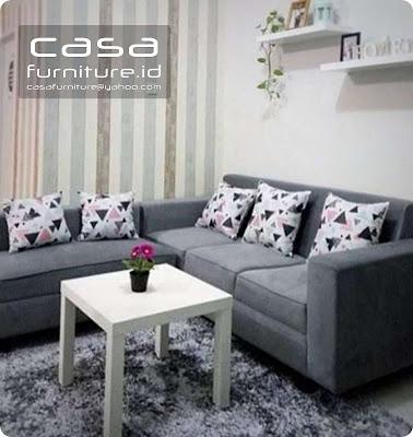Jasa pembuatan sofa minimalis