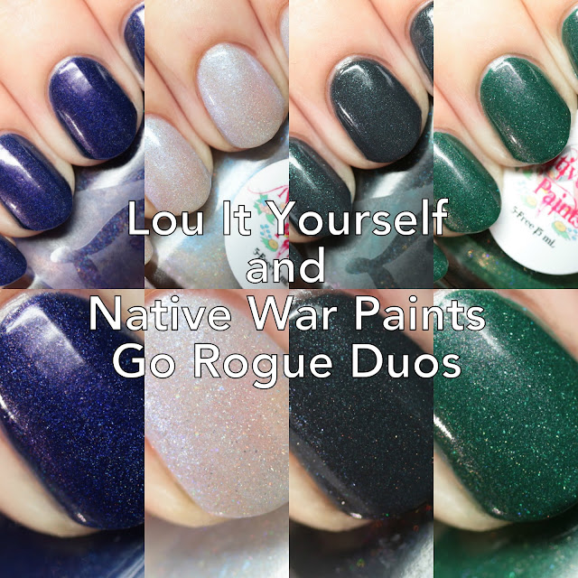 Lou It Yourself and Native War Paints Go Rogue Duos