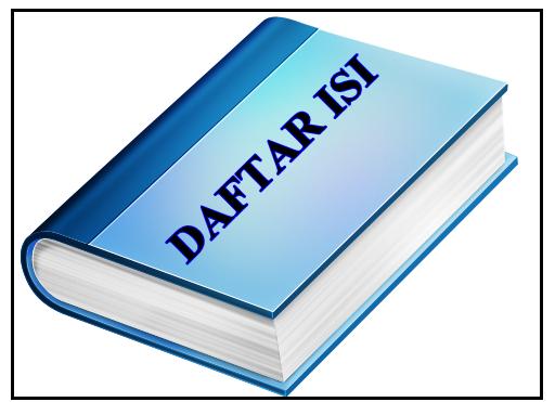 Contoh Kata Pengantar Dalam Penulisan Karya Tulis Beserta Daftar Isi