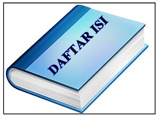 Kata pengantar sama penting dengan daftar pustaka Contoh Kata Pengantar Dalam Penulisan Karya Tulis Beserta Daftar Isi