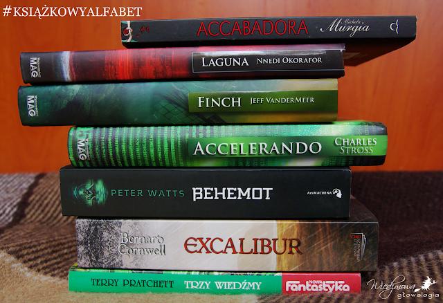 Wiedźmowa głowologia, recenzje książek, wyzwanie na Instagramie