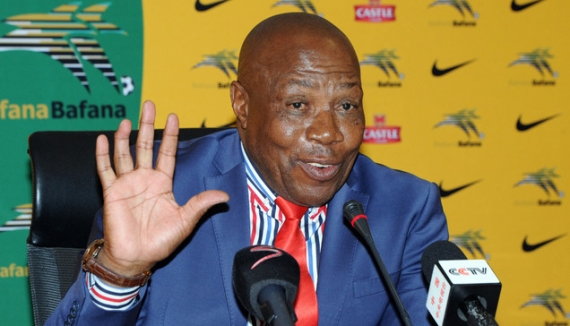 Bafana Bafana coach Shakes Mashaba rings the changes for Swaziland