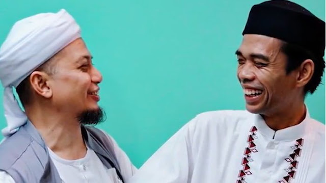 Arifin Ilham ke Abdul Somad: Istikarah Bang, Umat dan Alam Sedang Krisis