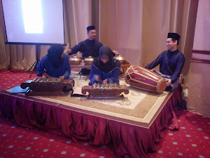 malay wedding musical instruments